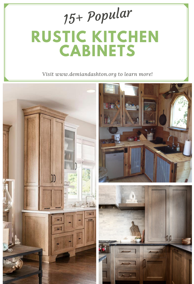 how_to_make_rustic_kitchen_cabinets