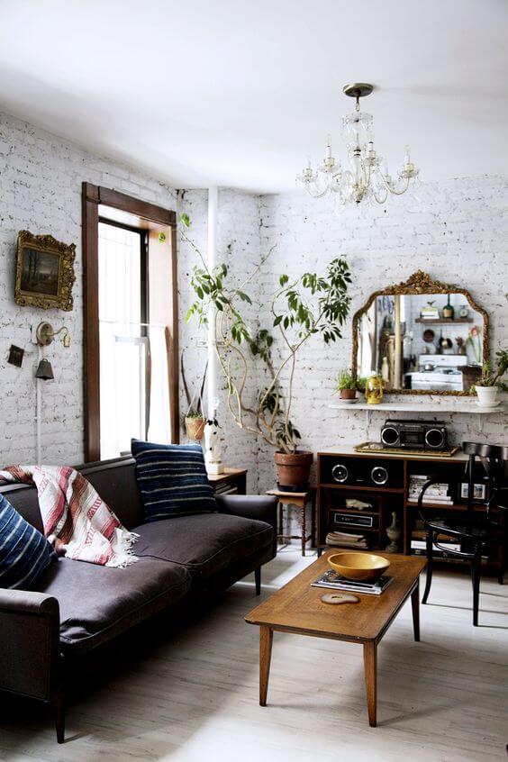 white_brick_wall_decoration_ideas