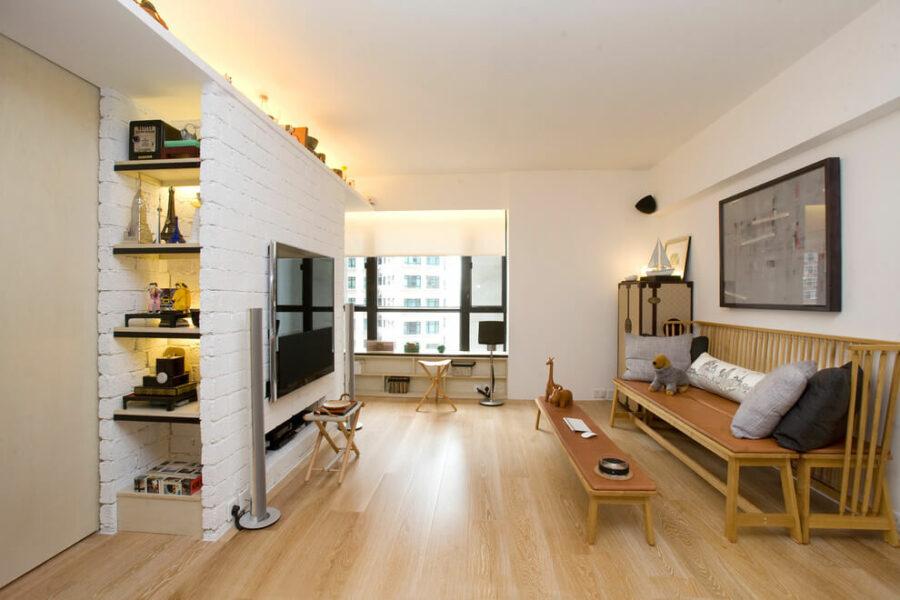 white_brick_wall_interior_design_ideas