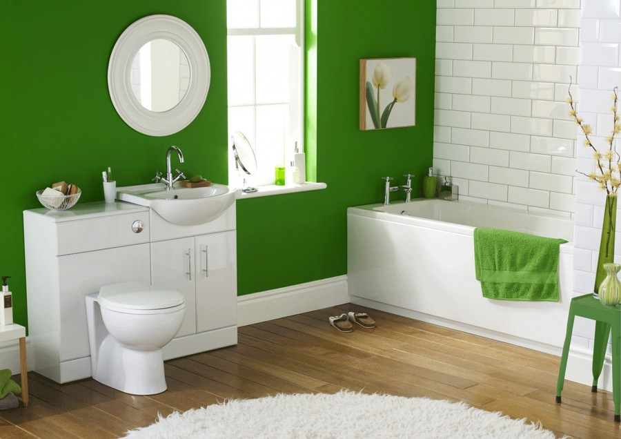 Green_Half_Bathroom_Ideas