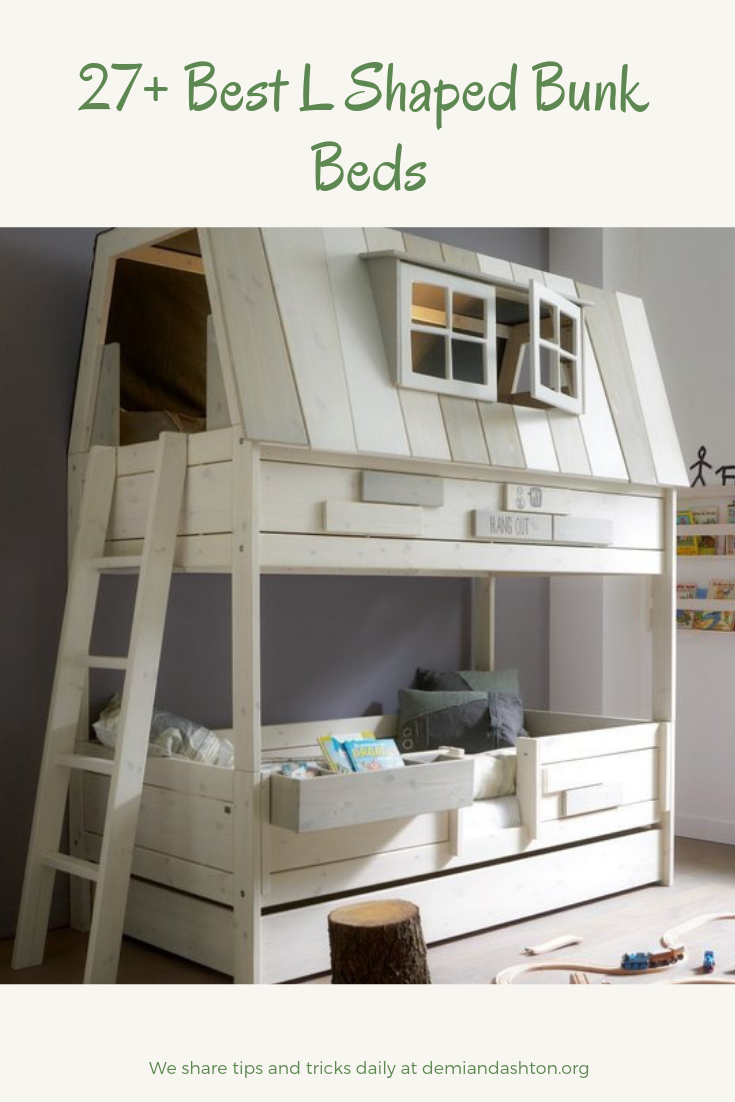 Picture of: 27 Interesting L Shaped Bunk Beds Design Ideas You Ll Love