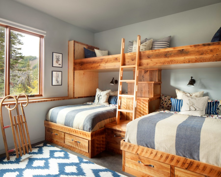 l_shaped_bunk_beds_with_futon