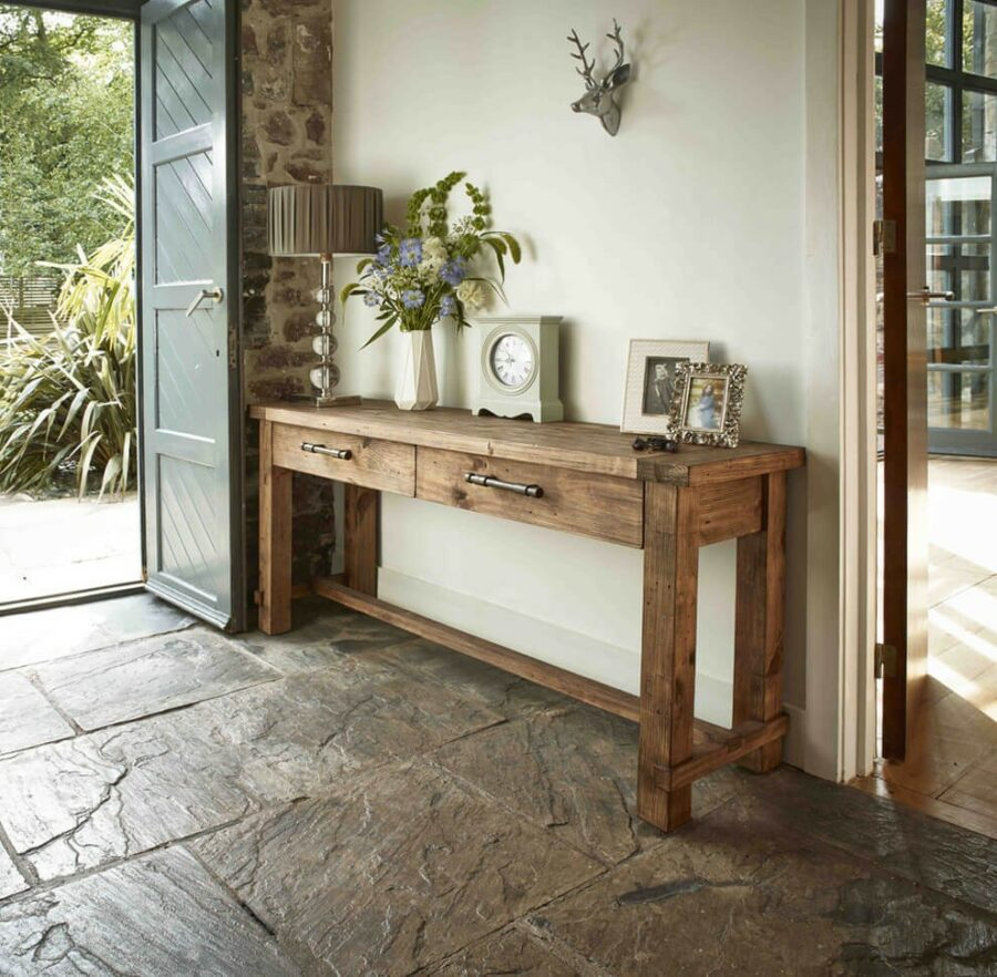 front_entry_table_ideas