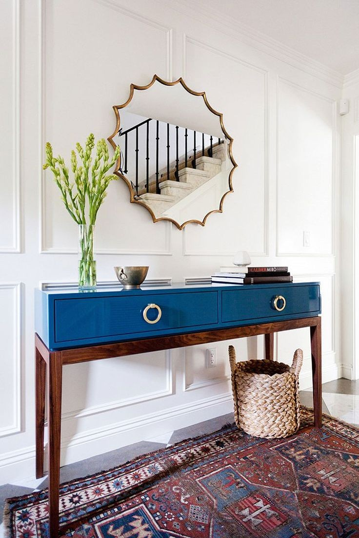 round_entry_table_ideas