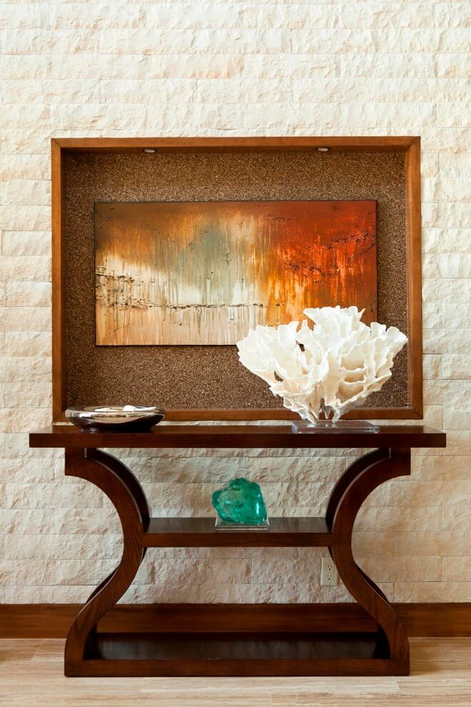 small_entry_table_decorating_ideas