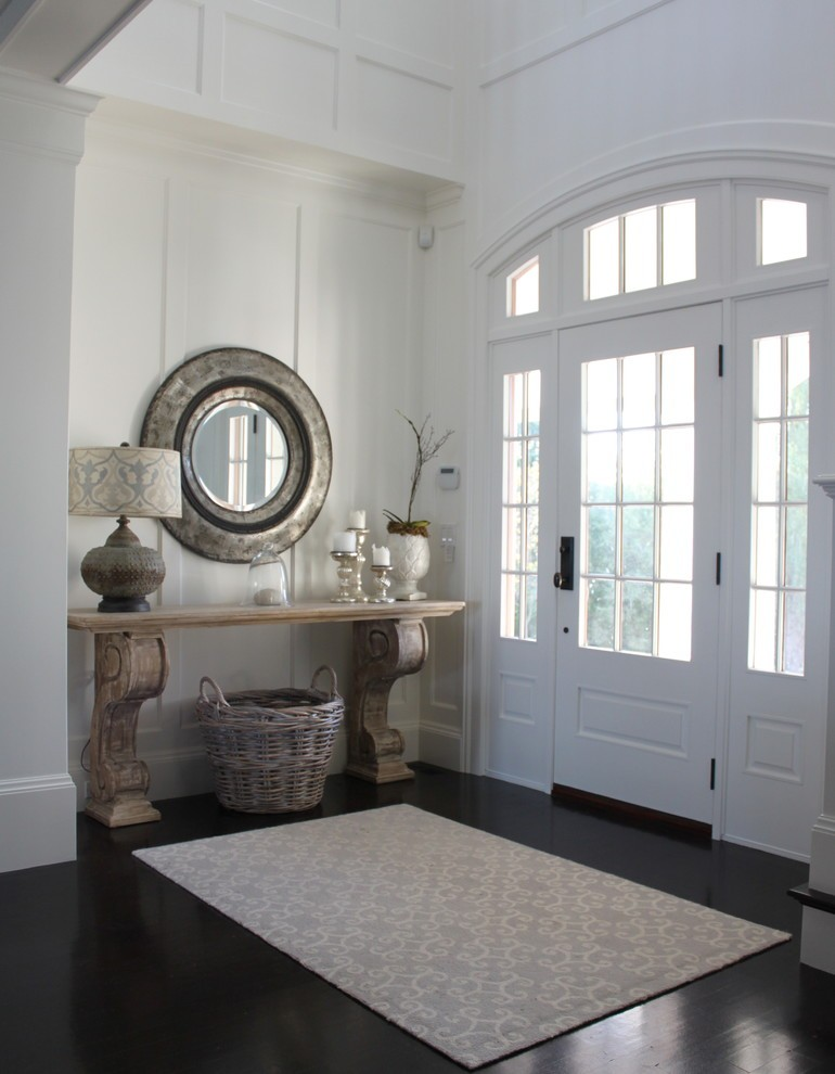 small_entry_table_ideas