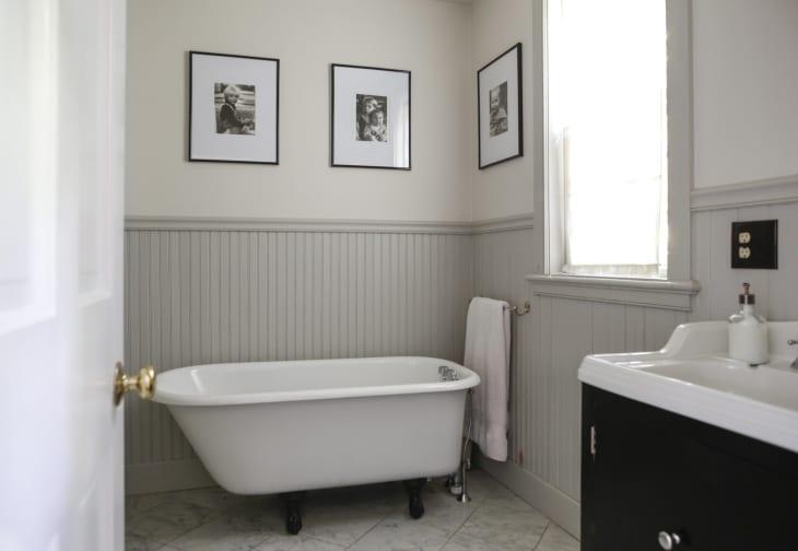 Type Wainscoting Bathroom