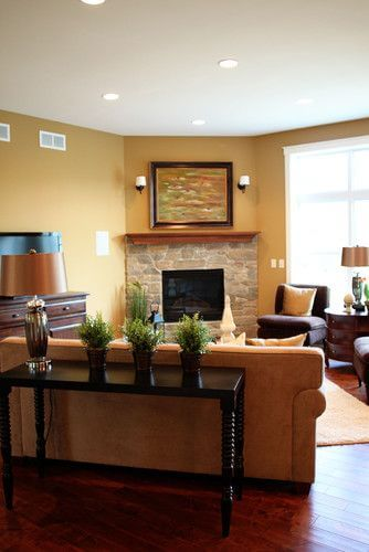 corner_fireplace_mantel_decor_ideas