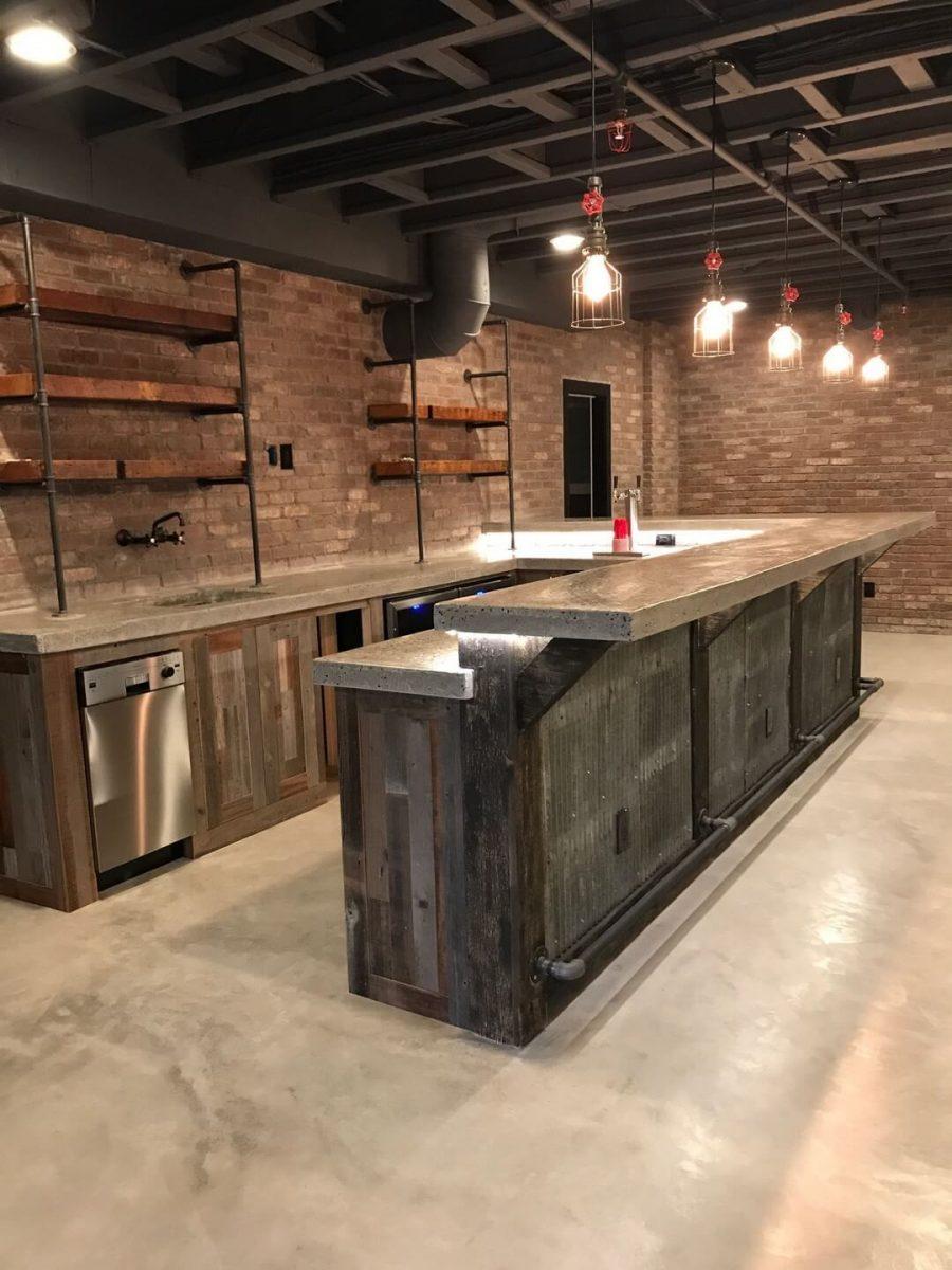 unfinished_basement_wall_ideas_cheap