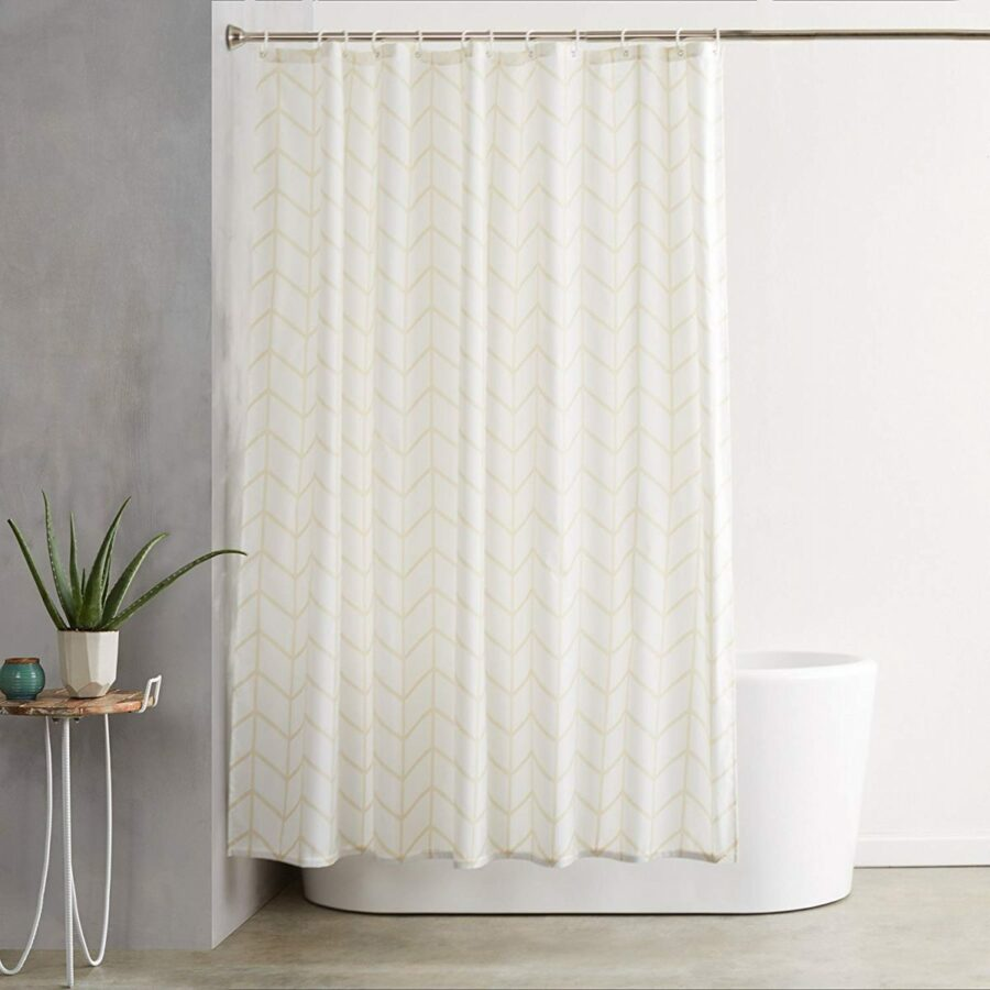 Hang your Shower Curtain