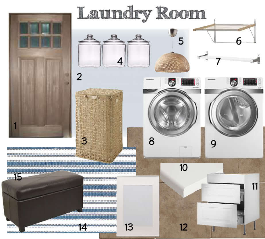 Preparing Your Basement for a Laundry Room