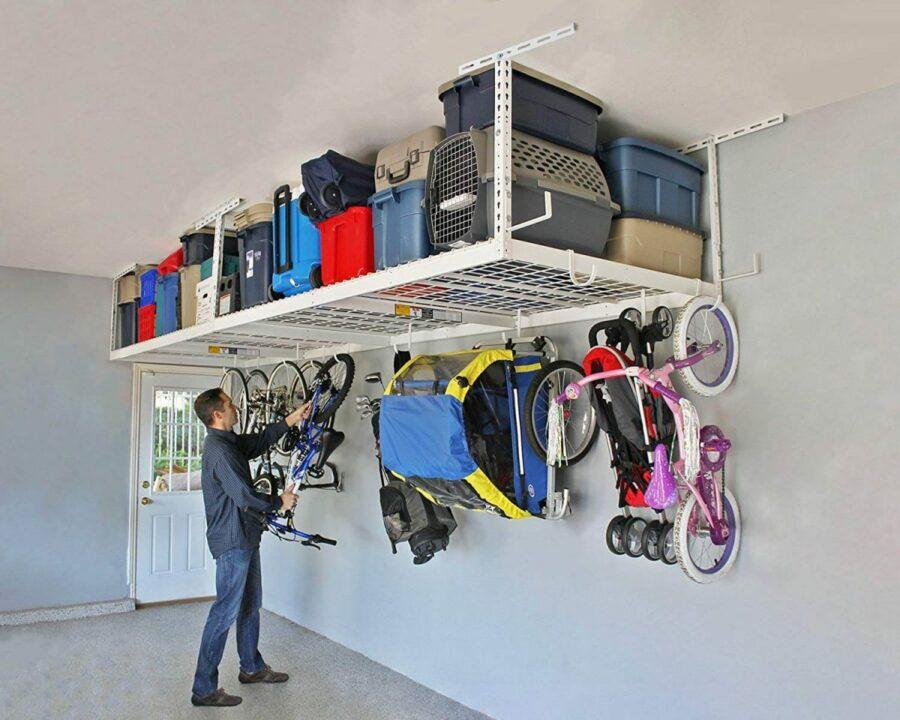 SafeRacks OverHead Garage