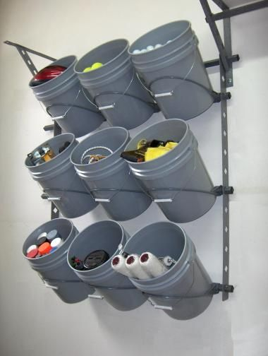 Storage Idea for Garage
