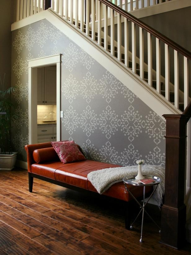 Pattern Accent Wall