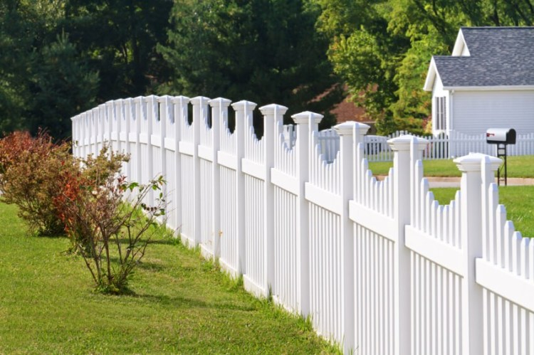 White Picket Fence Ideas