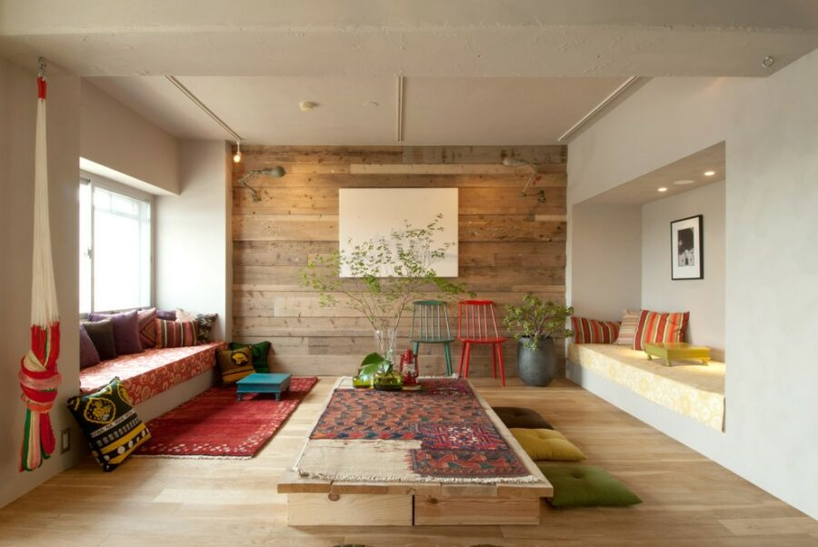 Timber Accent Wall Ideas