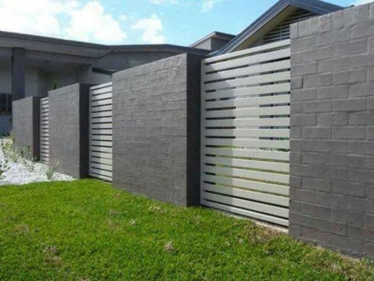 privacy_fence_ideas_for_front_yard