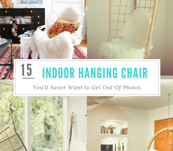 Indoor Hanging Chair Ideas