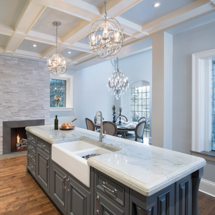 coffered_ceiling_above_kitchen_island