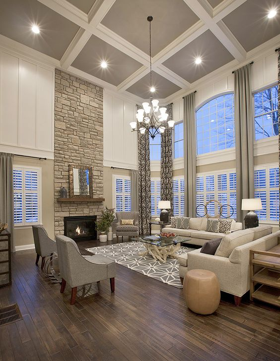 coffered_ceiling_and_fireplace