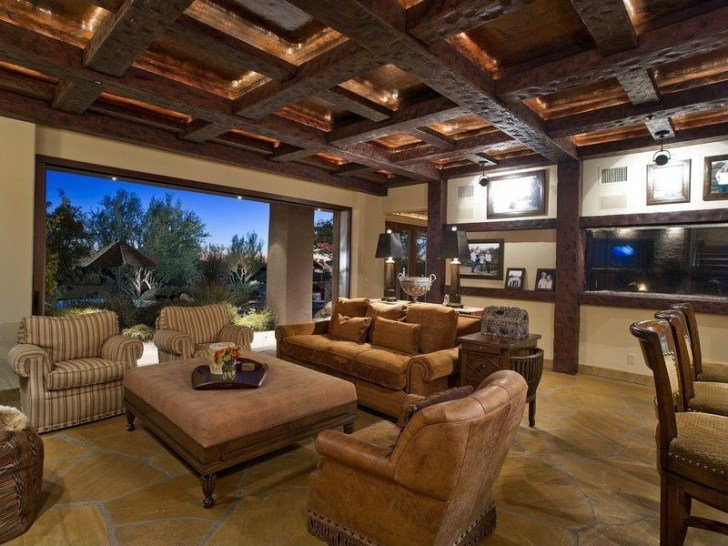 coffered_ceiling_family_room