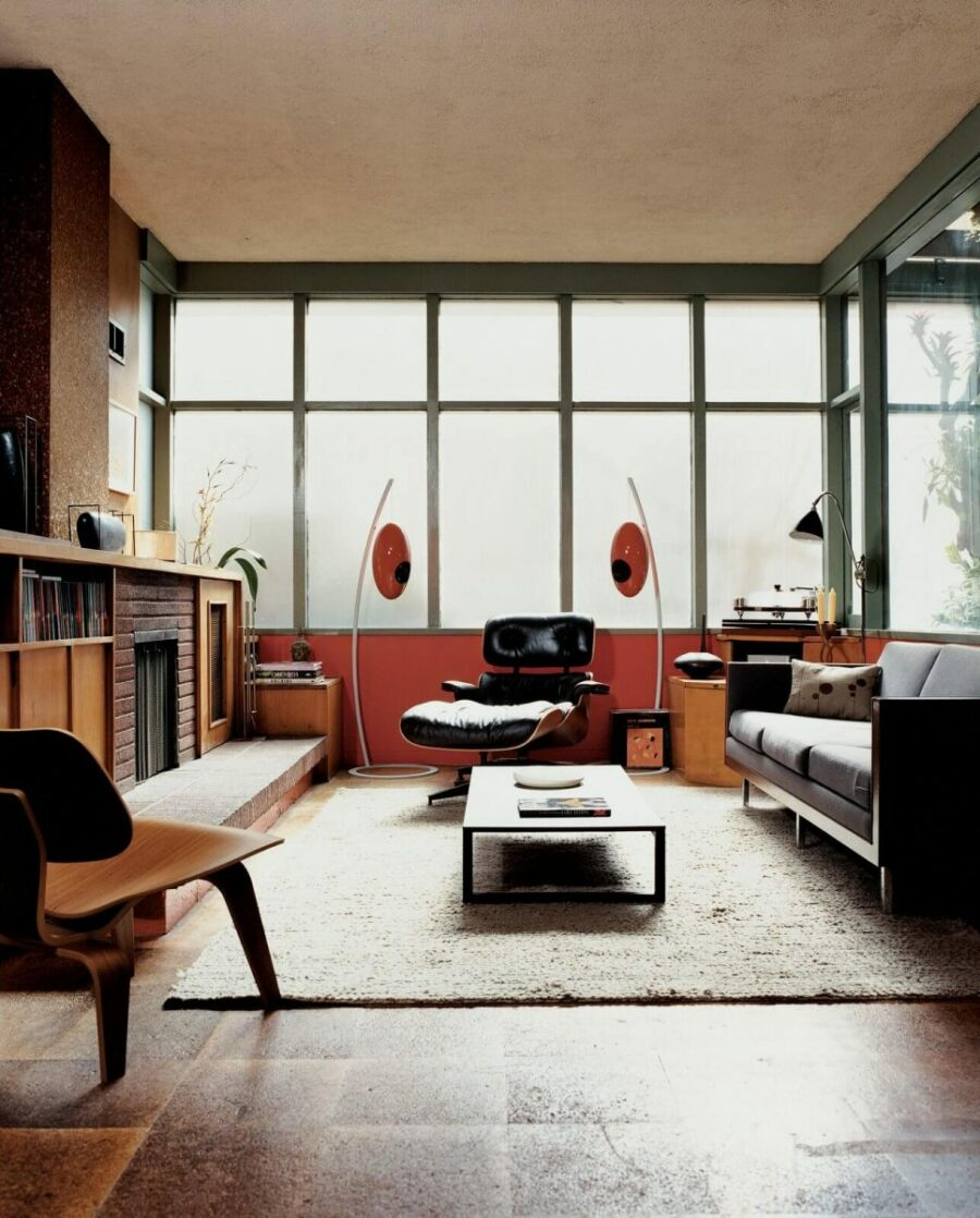 mid_century_modern_living_room_photos