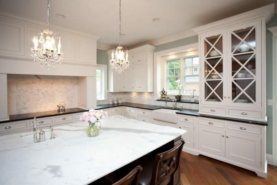 off_white_antique_kitchen_cabinets