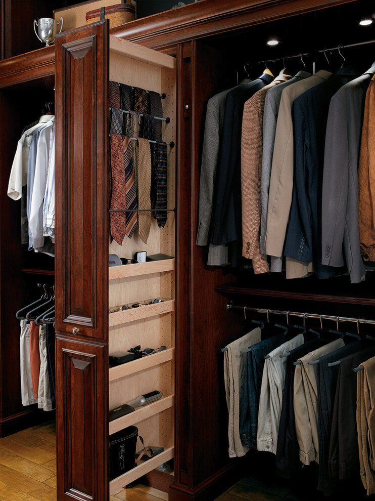 ideas for walk in closet