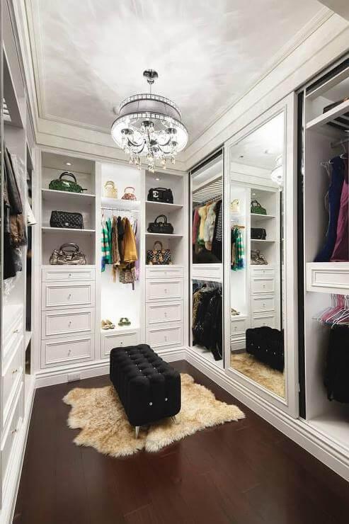 master walk in closet ideas