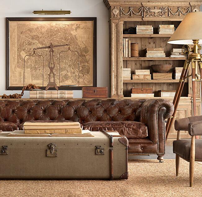 steampunk_bedroom_decor