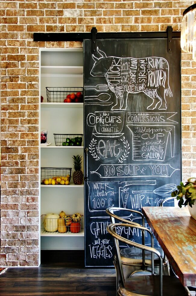 chalkboard_pantry_door_ideas