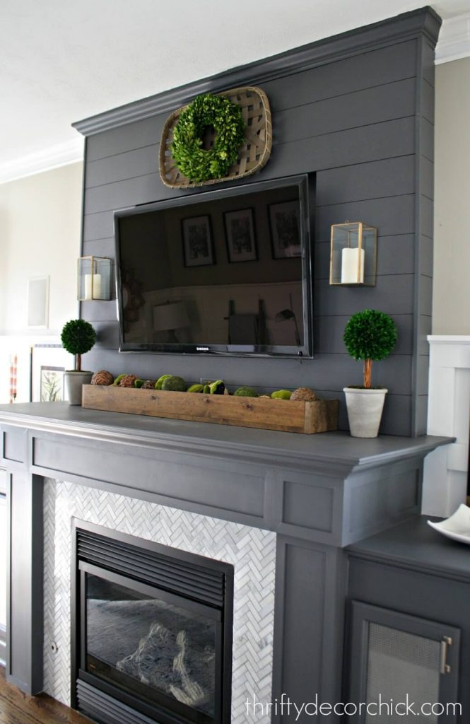 fireplace_mantel_decor_pictures