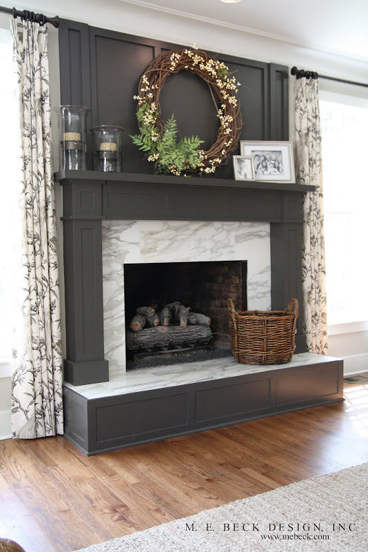 metal_fireplace_surround_ideas