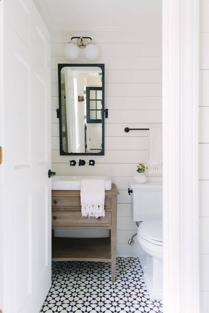 powder bathroom ideas