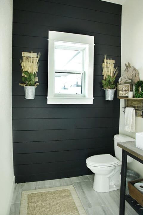powder room color ideas