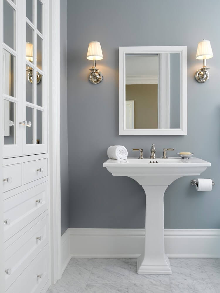 powder room design ideas