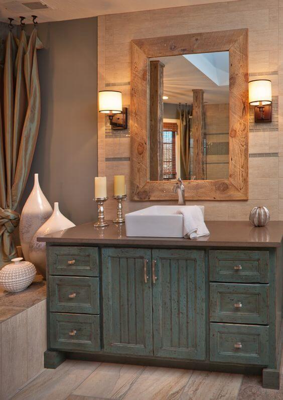 rustic bathroom ideas photo gallery
