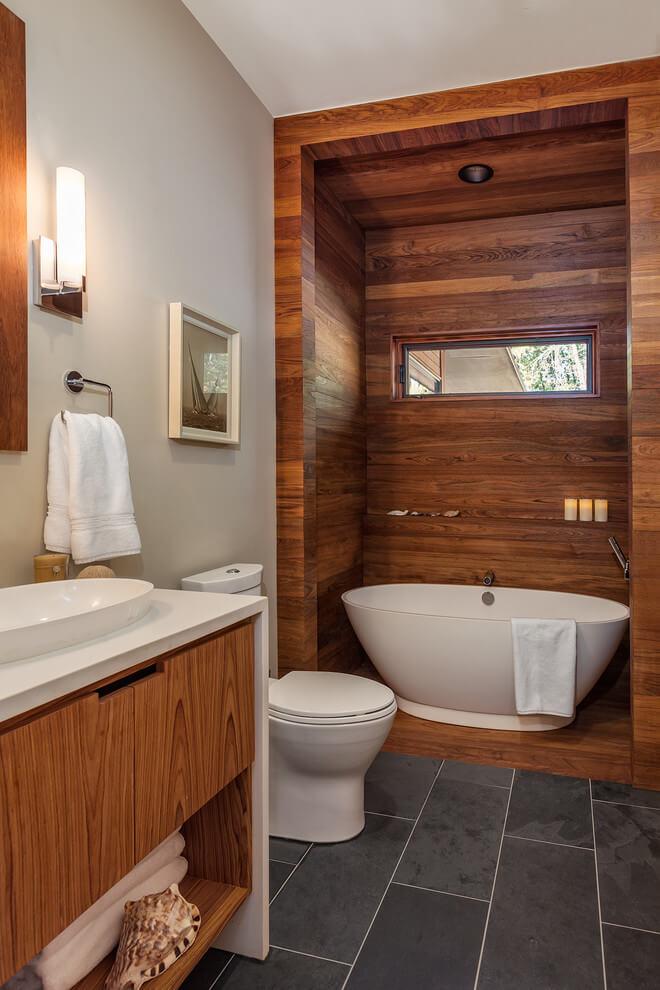 rustic industrial bathroom ideas