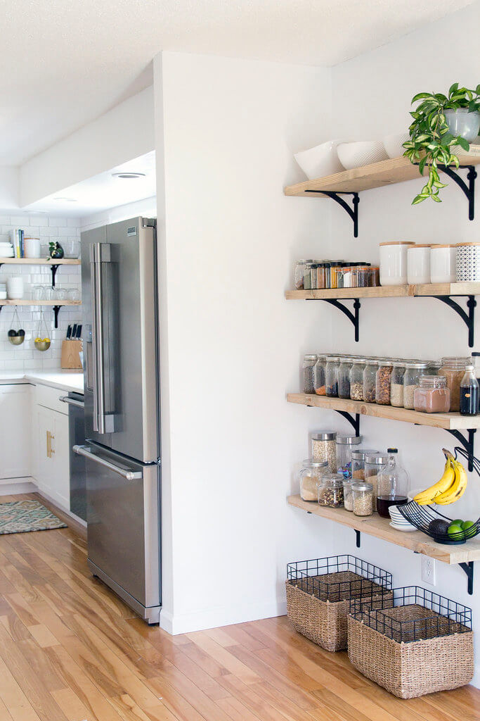 shelving_ideas_for_kitchen_pantry