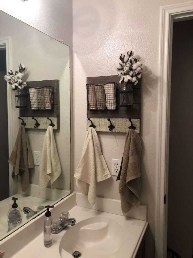 17 inspiring towel storage bathroom (redefine your bathroom)