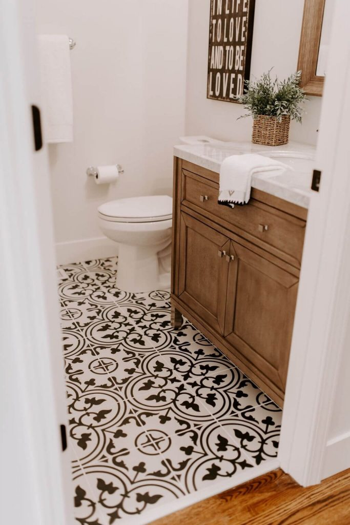 vintage_bathroom_floor_tile_ideas