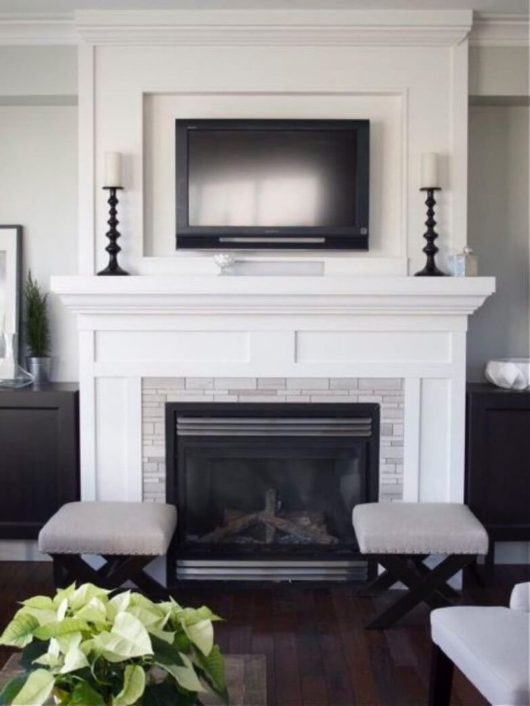white_fireplace_tile_ideas