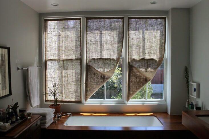 3 window curtain ideas