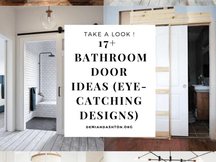 Amazing Bathroom Door Ideas