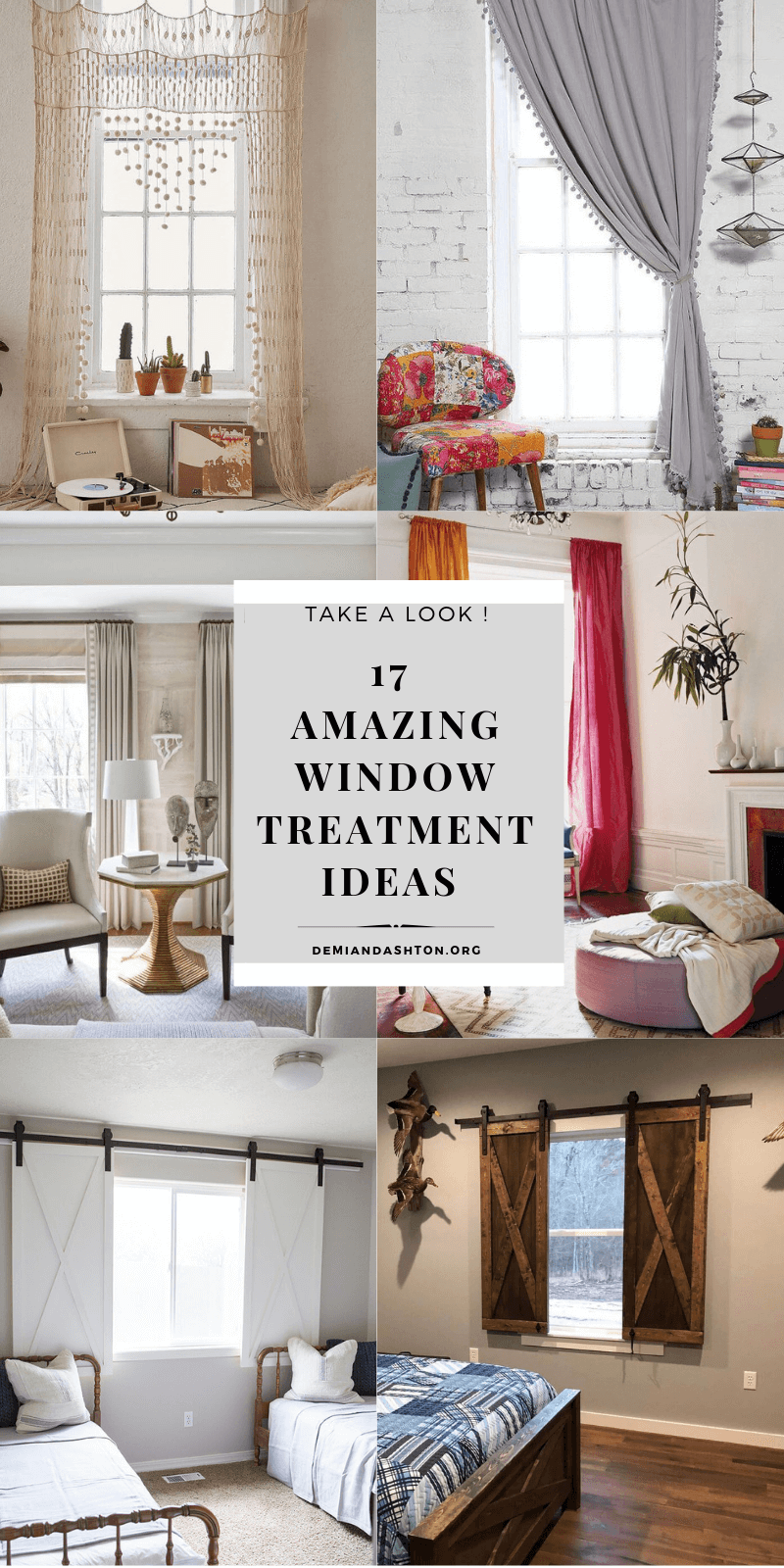 17 Amazing Window Treatment Ideas Add Drama To A Room