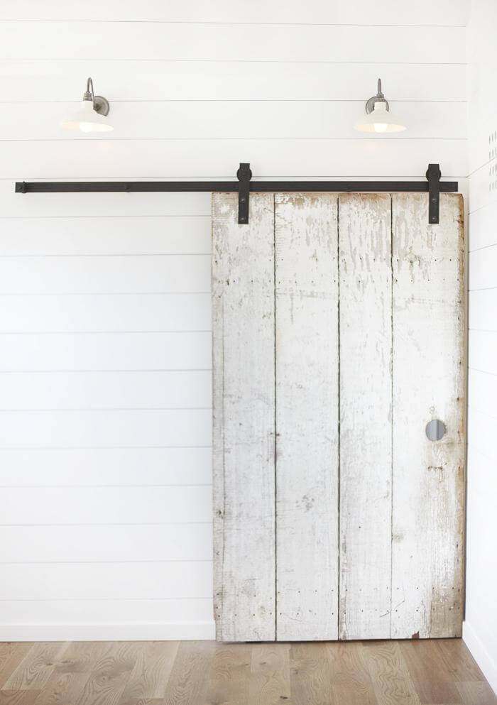 barn door color ideas