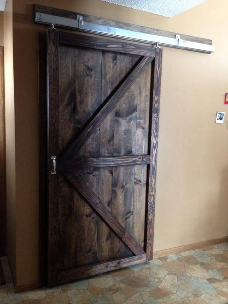 barn wood door ideas