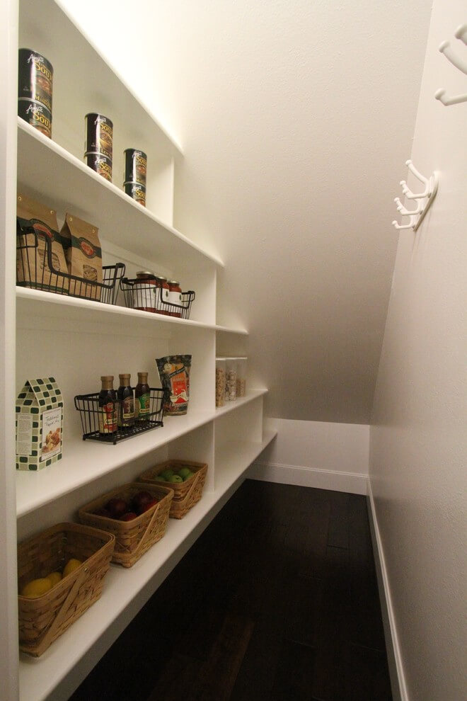 basement pantry storage ideas