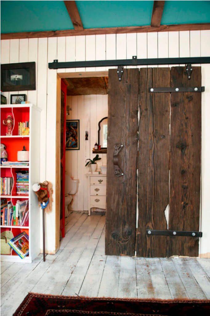 bathroom cabinet door ideas
