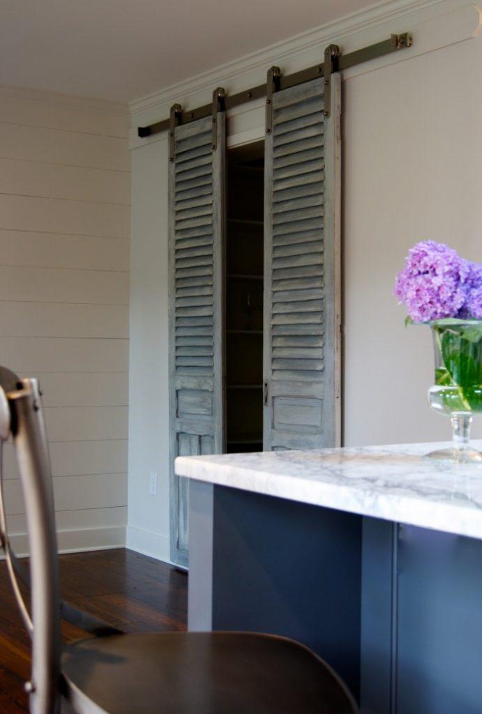 bathroom closet door ideas
